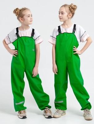 Полукомбинезон Smail зелёный