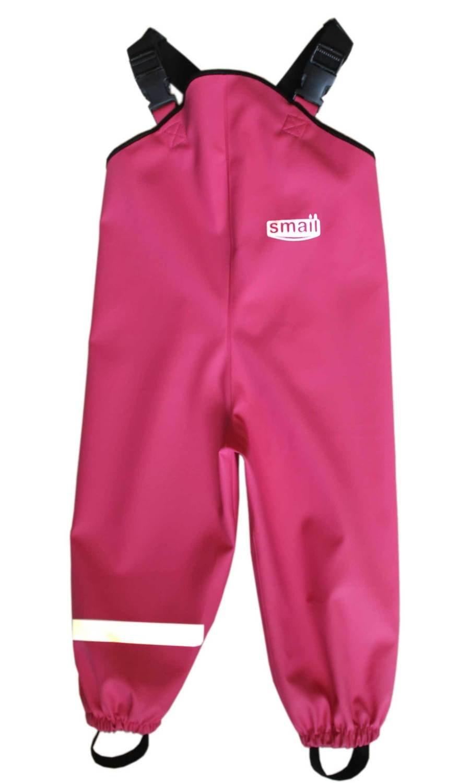 Полукомбинезон Smail розовый