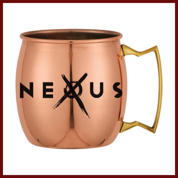 Nexus 20 oz, Moscow Mule Mug NXMM01