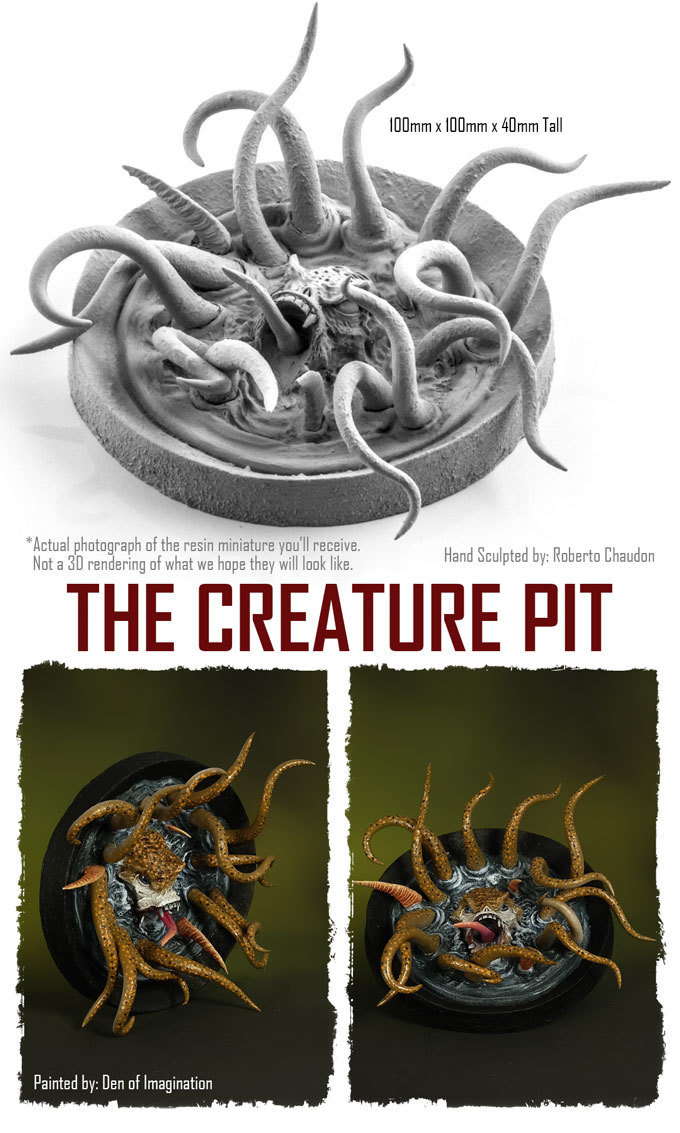 Creature Pit NXCP001