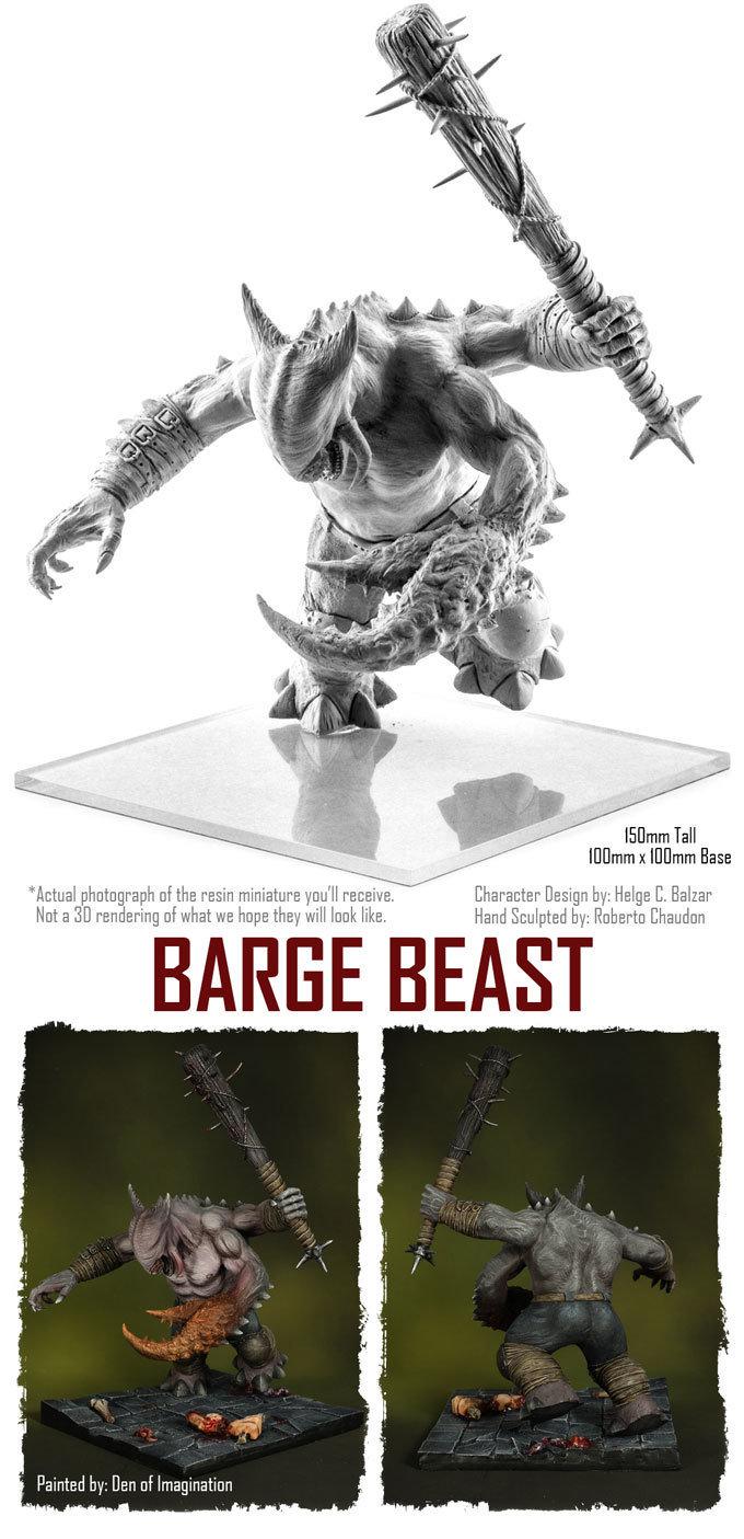 Barge Beast NXBB001
