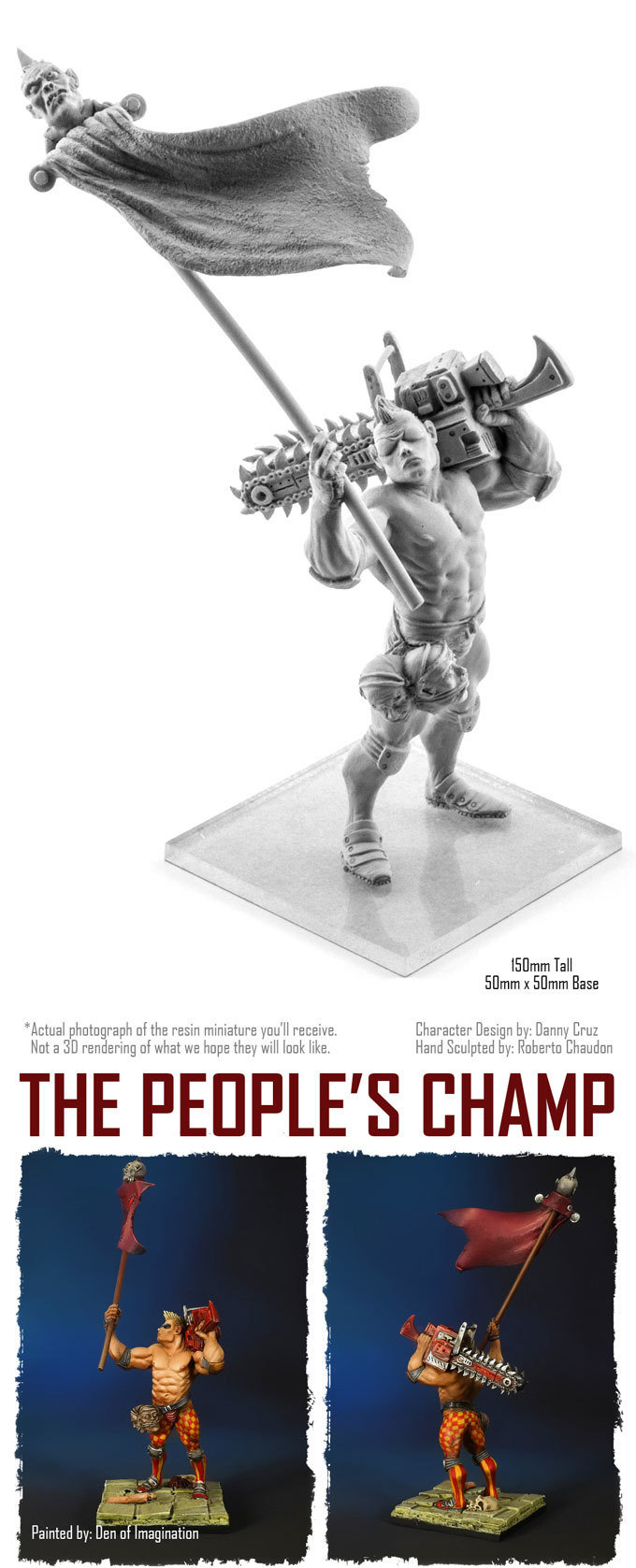People's Champion NXMTV005