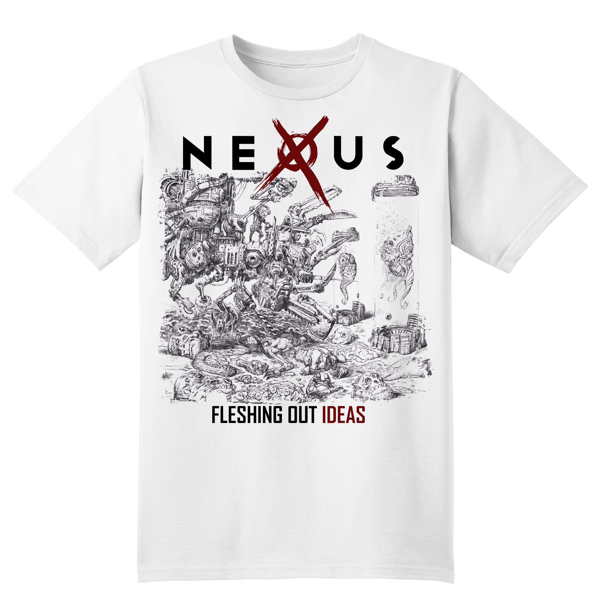 Nexus T-Shirt (Fleshing Out Ideas) NXTS01