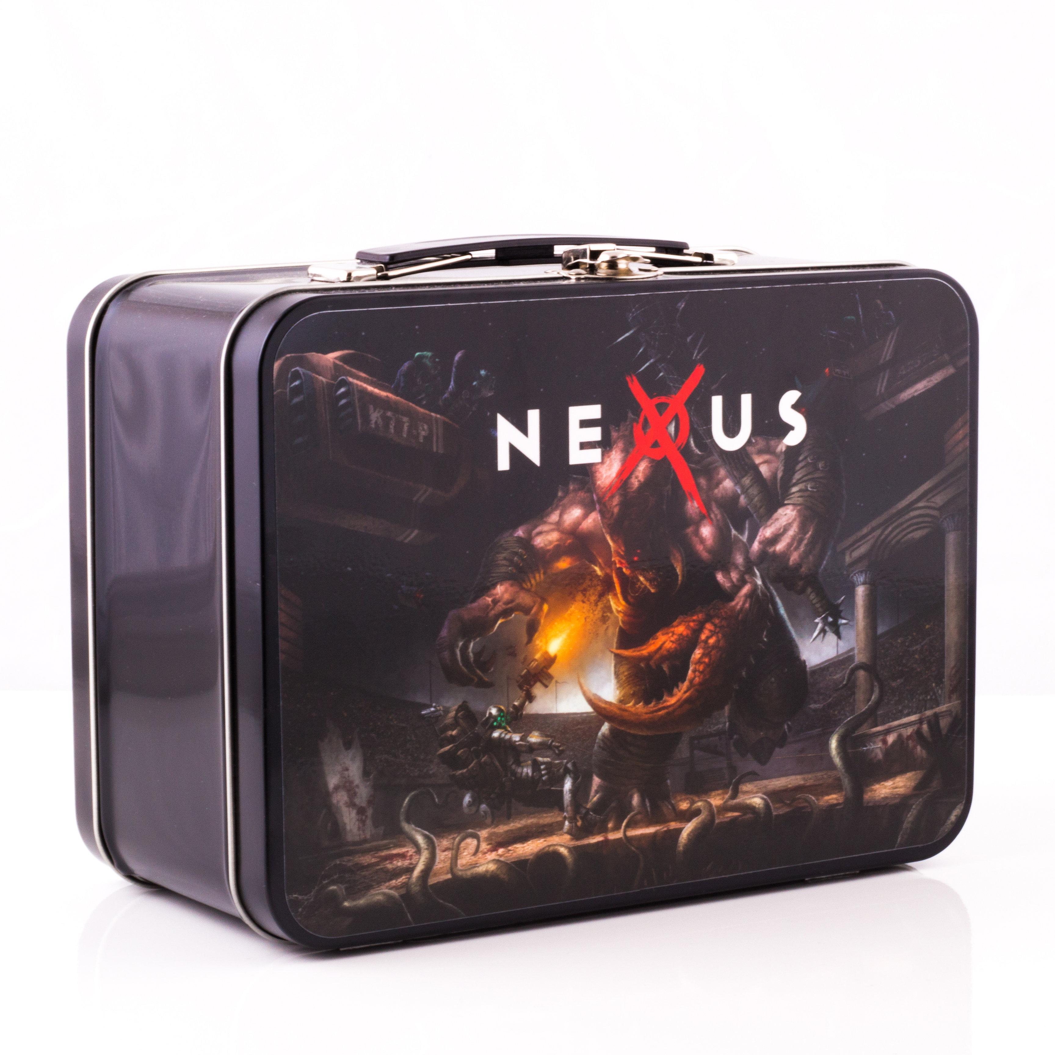 Nexus Lunch Box NXLB01