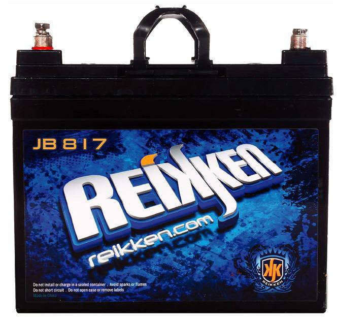 Reikken JB 817