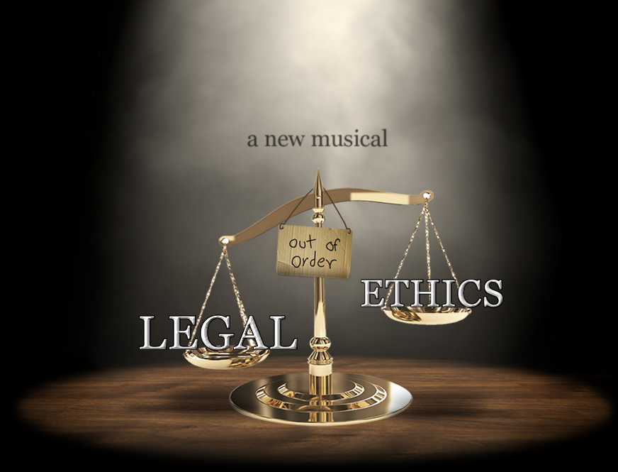 Legal Ethics Musical - Double CD 900