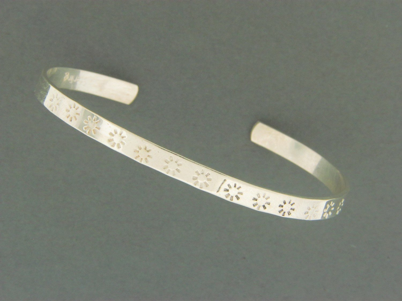 Child's Flat Cuff Bracelet
