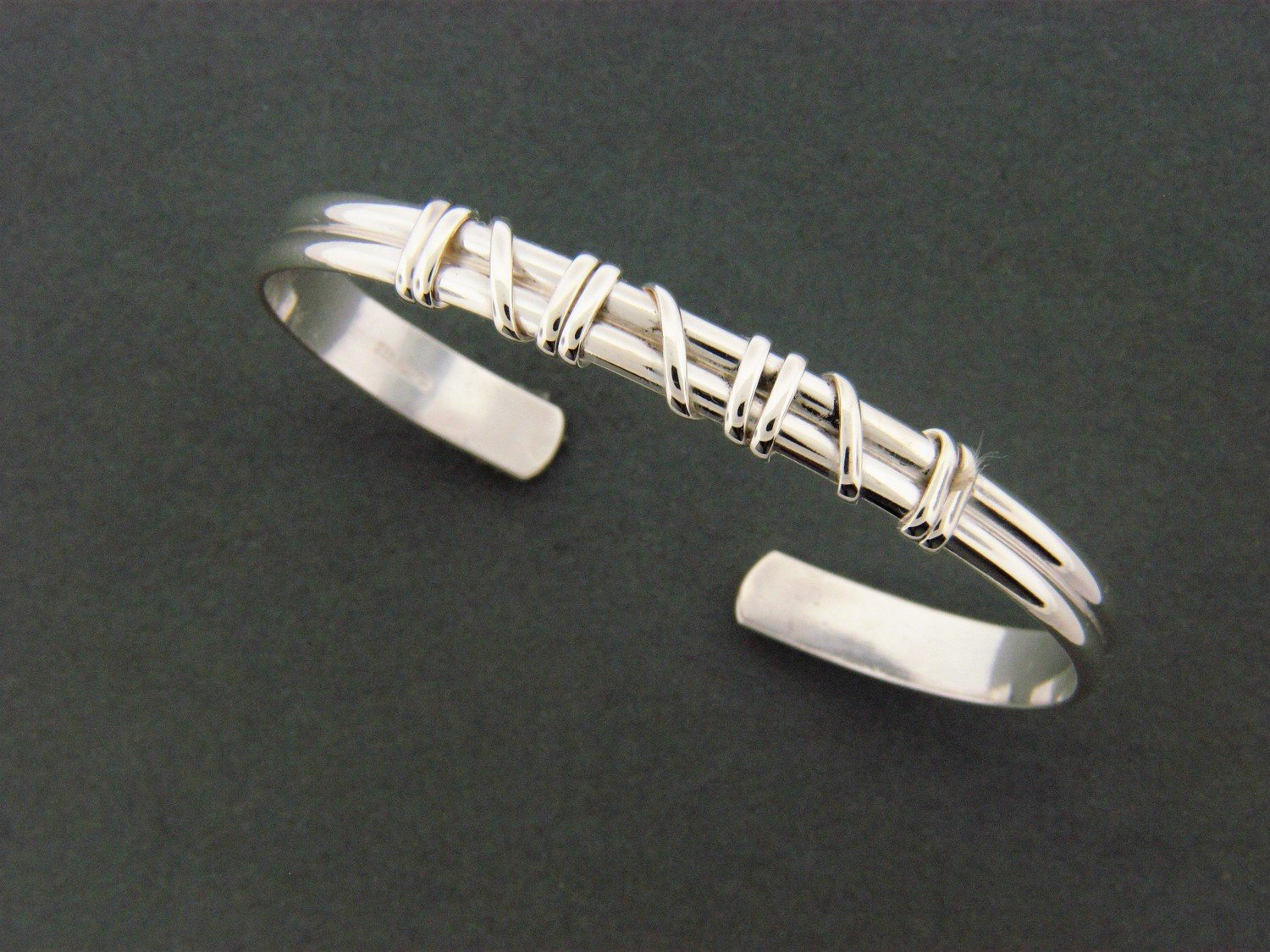 Child's Double Band w/SS Wrap