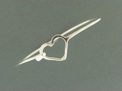 Heart Hook Bracelet