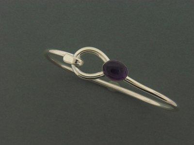 Heavy Hook  w/Stone Bracelet