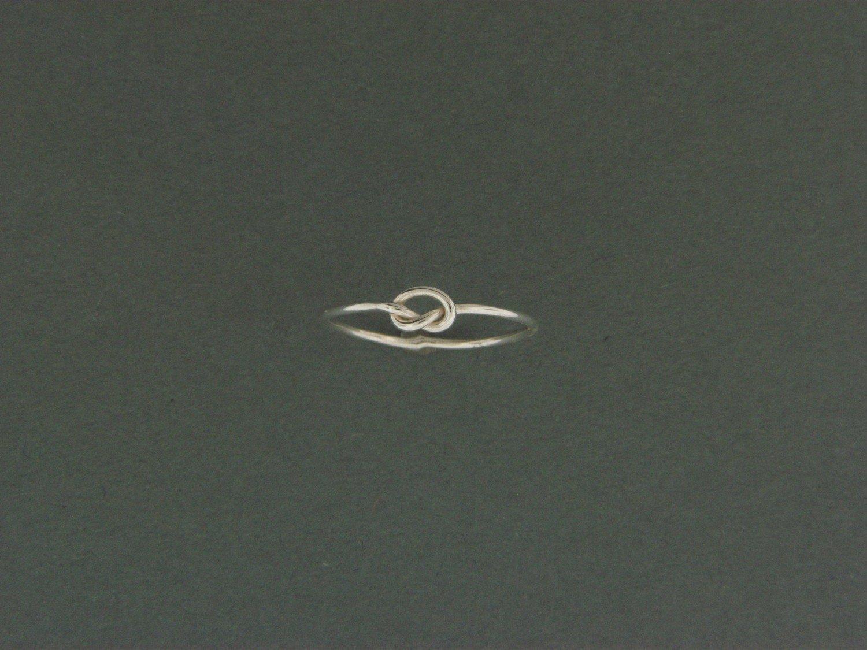 Knot Skinny Ring