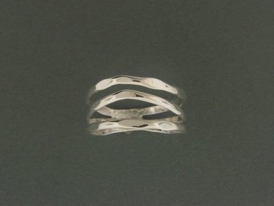 Medium Abstract  Ring