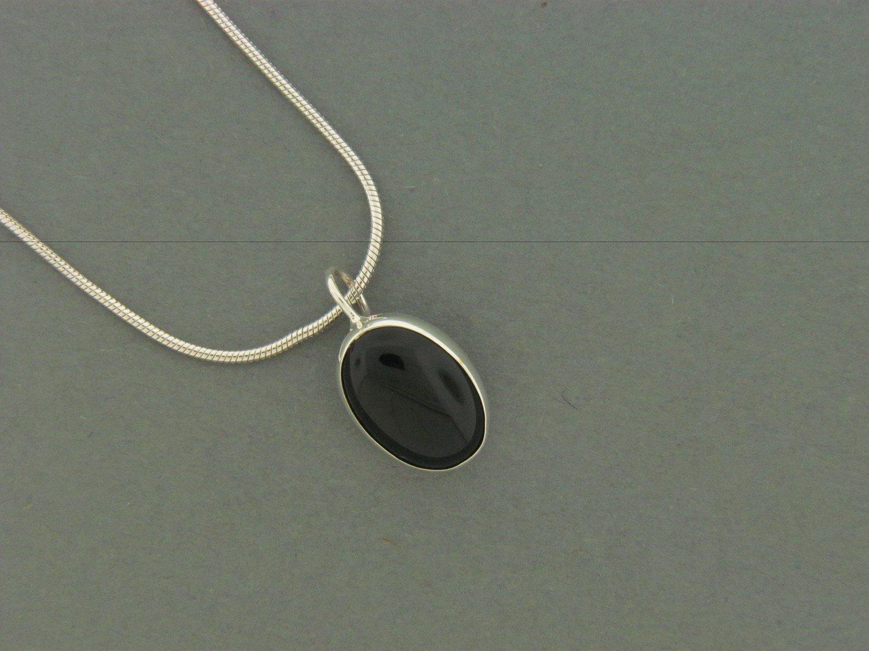 Large Stone Pendant