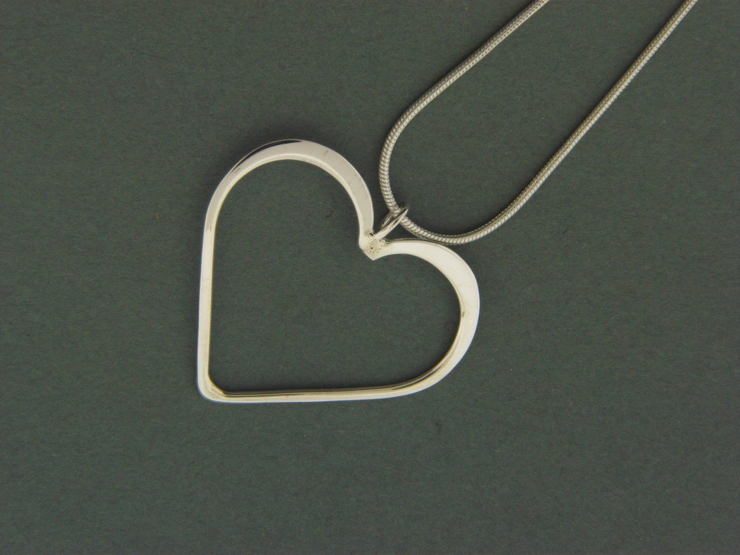 Large Heart Pendant