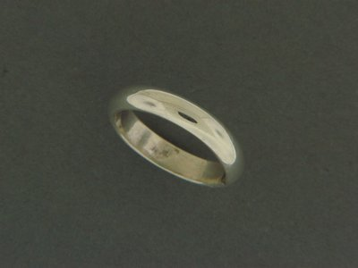 Heavy Plain Ring