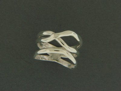 Heavy Abstract  Ring