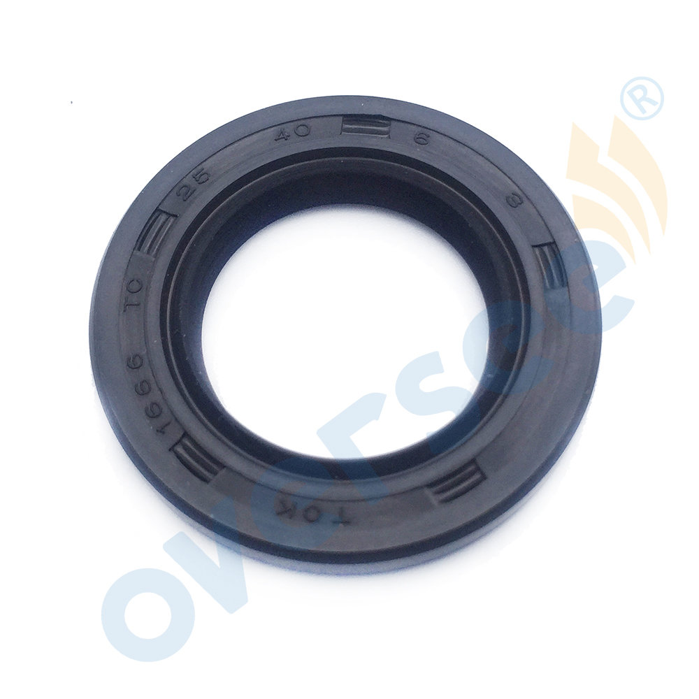 Fit YAMAHA Outboard PARTS OEM LOWER UNIT OIL SEAL S-TYPE 93101-25M03-00  93101-25M03