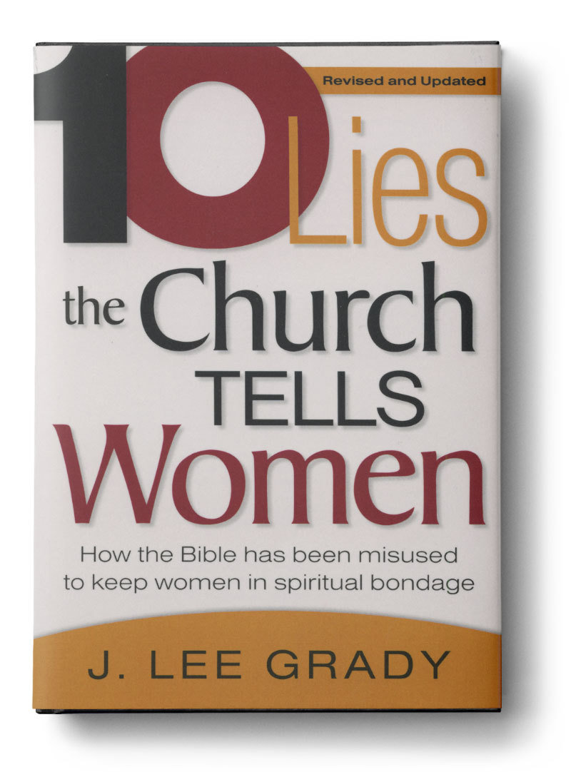 Ten Lies The Church Tells Women (Paperback)