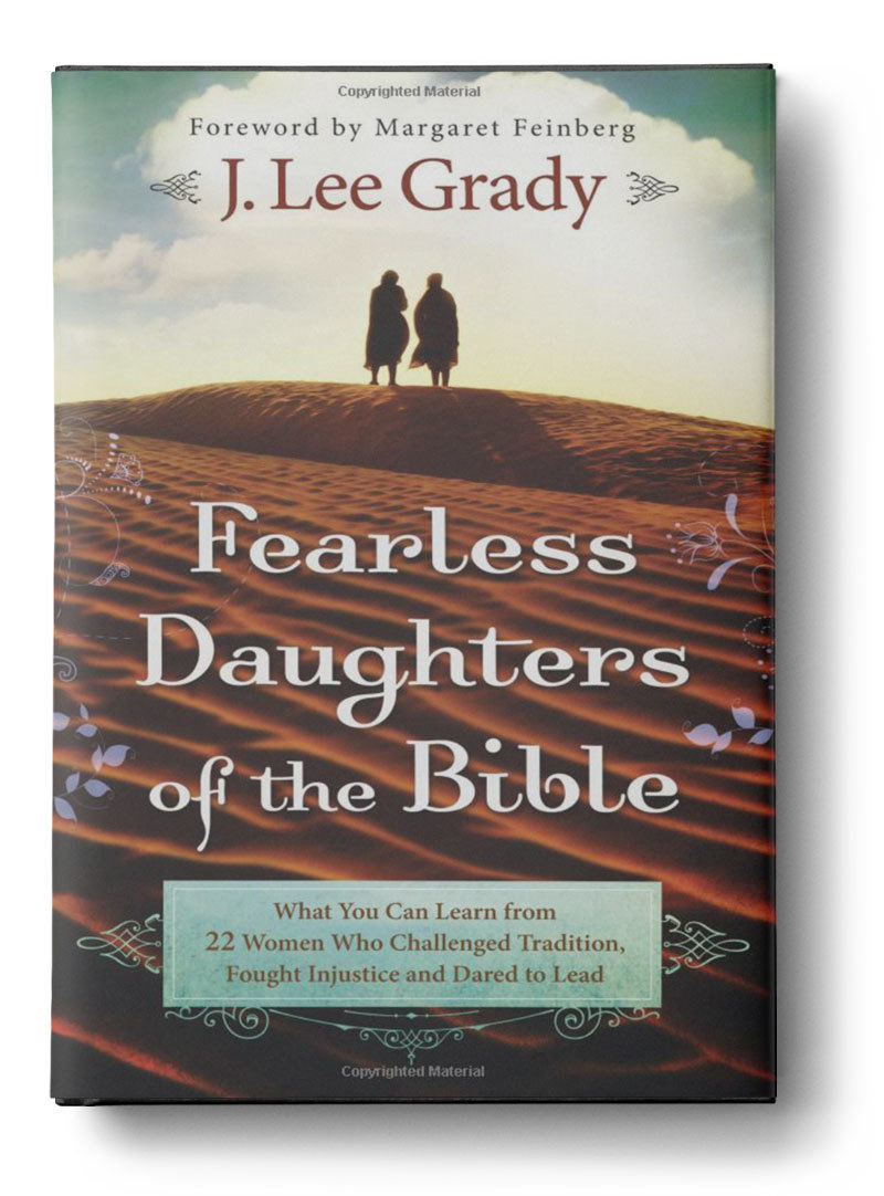 Fearless Daughters of the Bible (Paperback) LG-07
