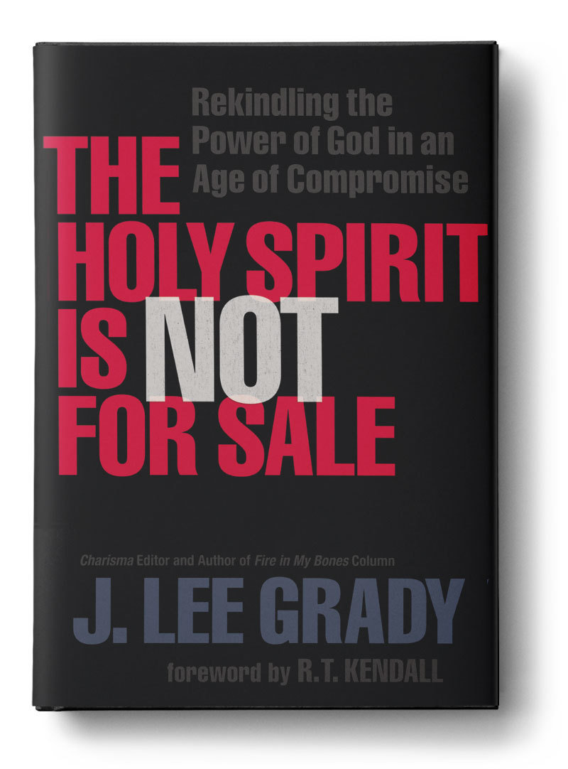 The Holy Spirit Is Not for Sale (Paperback) LG-11