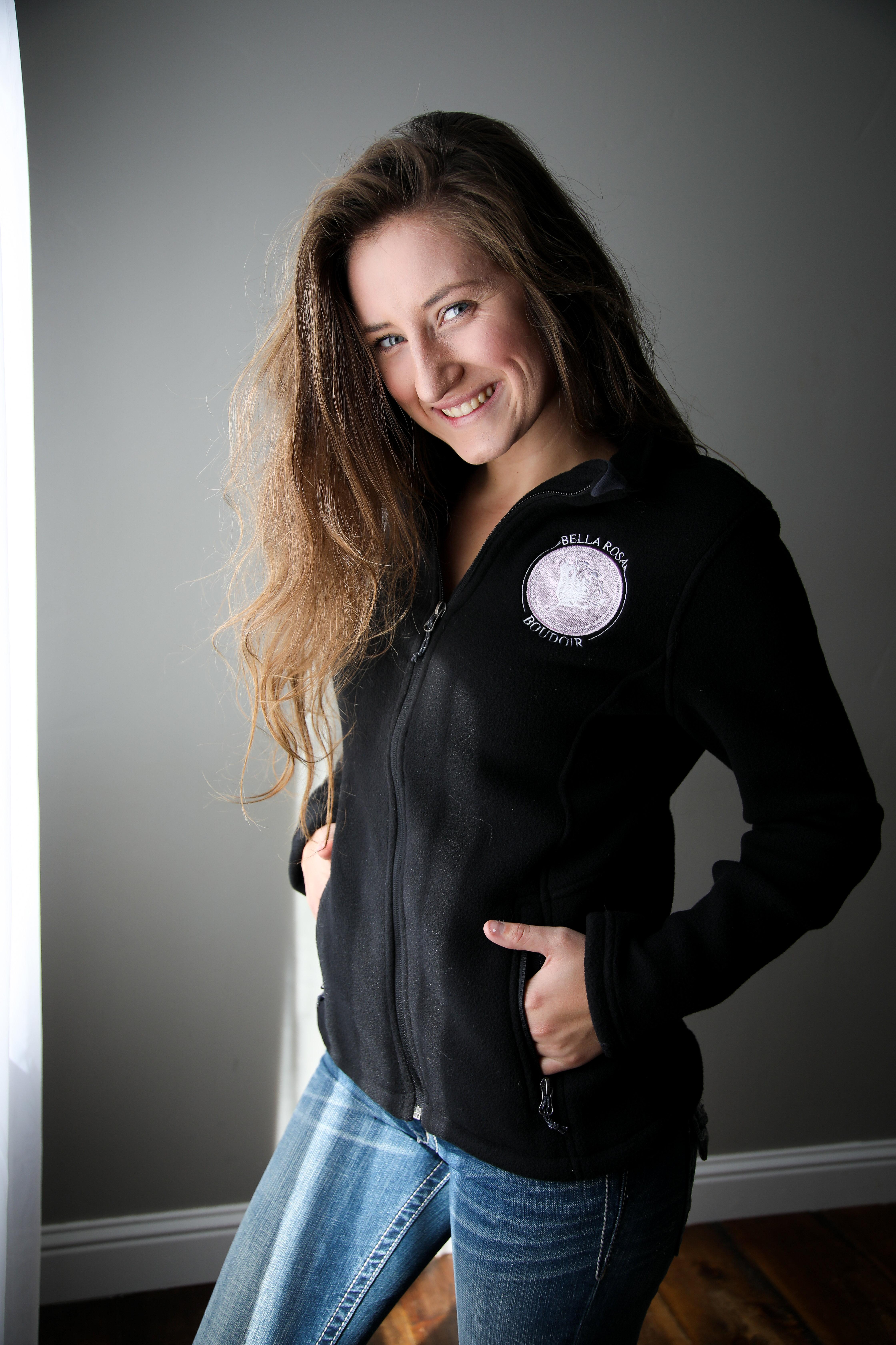Fleece Zip-Up Jacket 00002