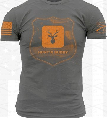 fc61025097592 Grunt Style Back the Blue Support Shirt