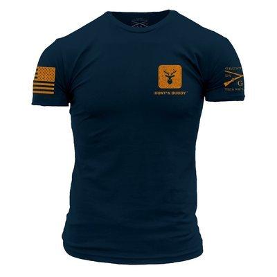 aafb73f6b7465 Grunt Style Hunt'n Buddy Logo Shirt