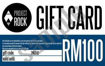 Gift Card - RM100