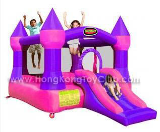 Playcraft Princess Bouncy Palace (Enhanced)