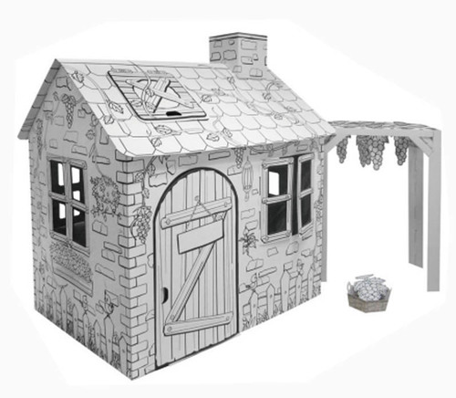 Farmhouse Playhouse