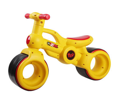 TCV Balance Bike V100 Yellow