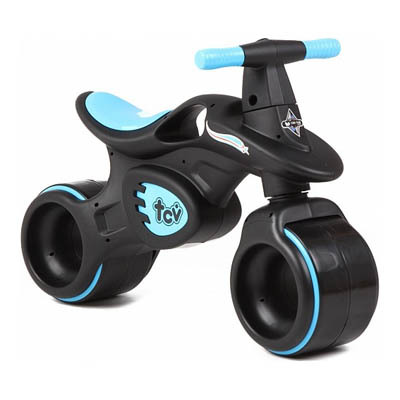 TCV Balance Bike V101 Black (Blue)