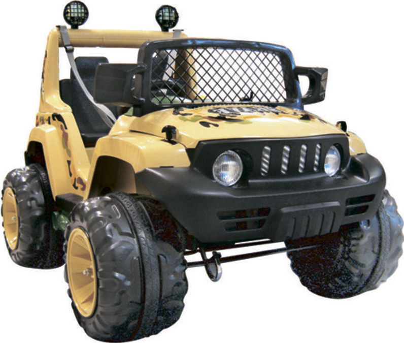 Ranger Jeep (in Camouflage)