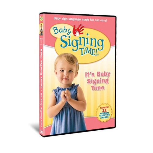 Baby Signing Time Vol. 1: It's Baby Signing Time - DVD