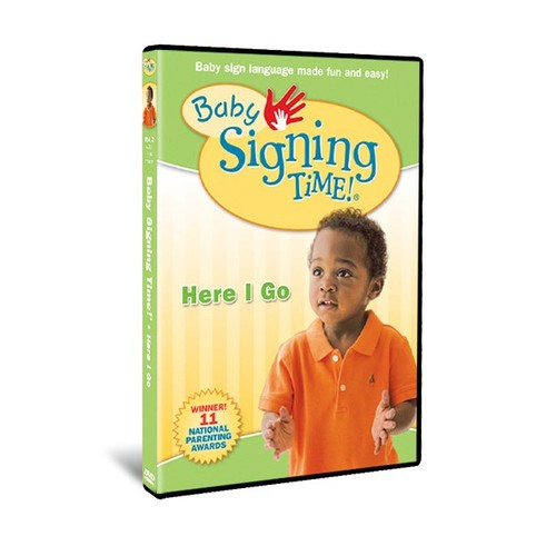 Baby Signing Time Vol. 2: Here I Go - DVD