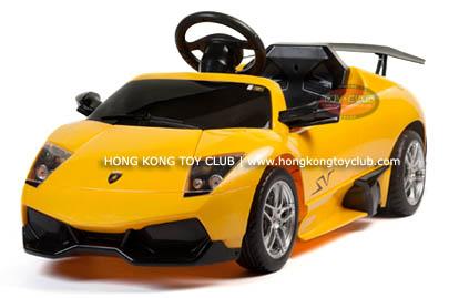 Lamborghini Murcielago (Yellow)
