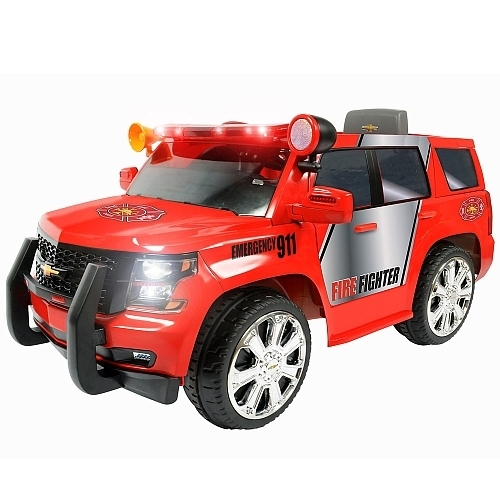 Chevy Tahoe 6V Fire Rescue