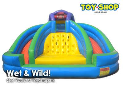 Playcraft Wet and Wild Water Park (Enhanced)