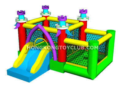Playcraft Classic Castle with Ballpit (Enhanced)