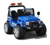 Raptor Jeep