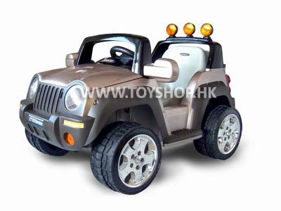 Thunderbird Jeep