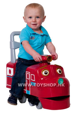 Chuggington 3-in-1 Wilson Activity Ride-On