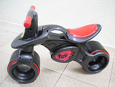 TCV Balance Bike V101 Carbon (Red)