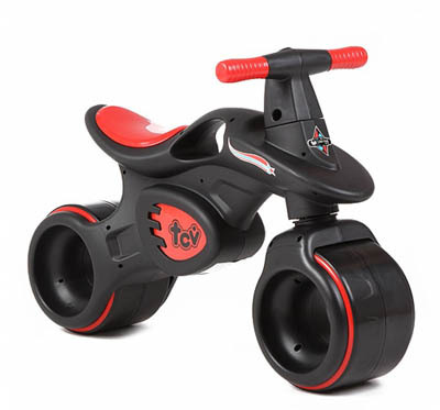 TCV Balance Bike V101 Black (Red)