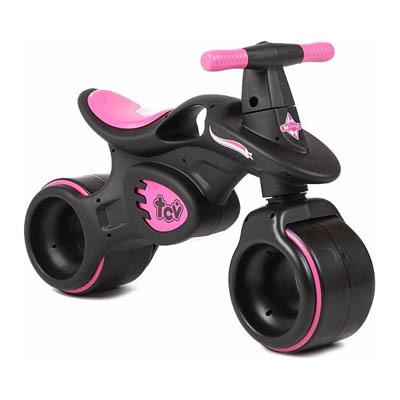 TCV Balance Bike V101 Black (Pink)