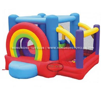 Playcraft Rainbow Bouncer (Enhanced)