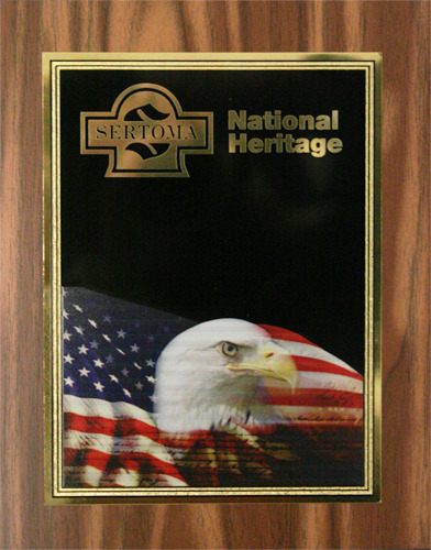 National Heritage Plaque