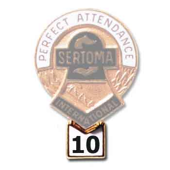Attendance Tab - 10 year 1423