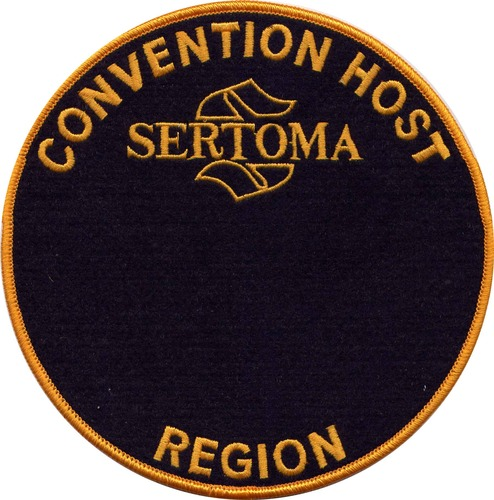 Region Convention Host Medallion 1210