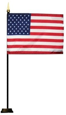 United States Mini Flag 4x6 inches